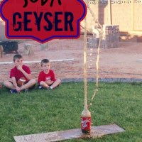 Simple Science: Mentos and Soda Geyser