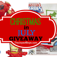 Christmas in July Giveaway: $50 Hasbro Toys