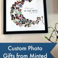 Don't Hide Your Memories- Make a Custom Photo Gift from Minted