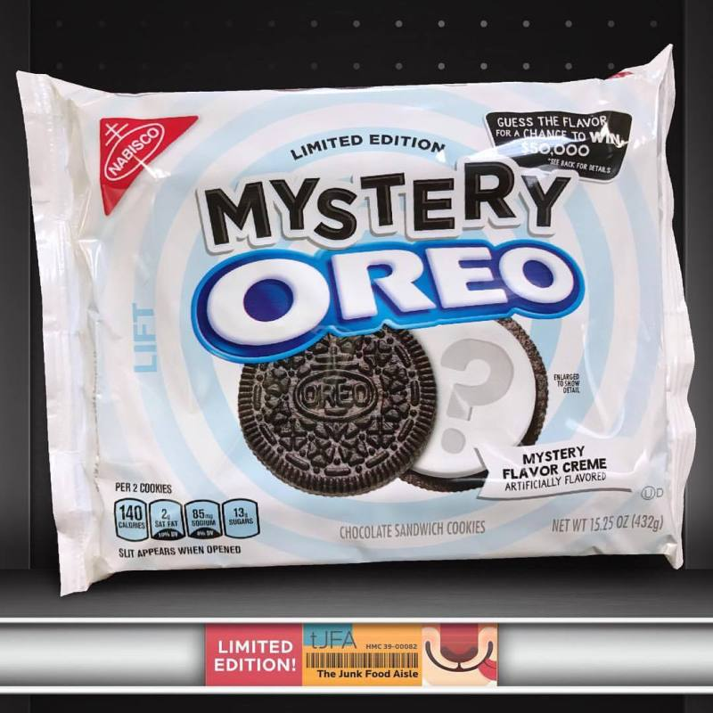 Large Of Oreos Mystery Flavor
