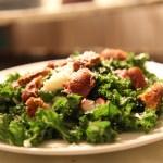 Salade de kale de la Maison Blanche