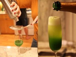 The Kale Project _ Kale Cocktails