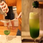 Saint Patrick's Day Kale Cocktails