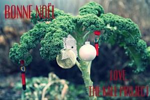 The Kale Project_Christmas Kale Tree