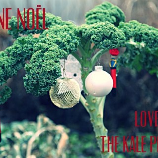 The Kale Project_Christmas Kale Tree