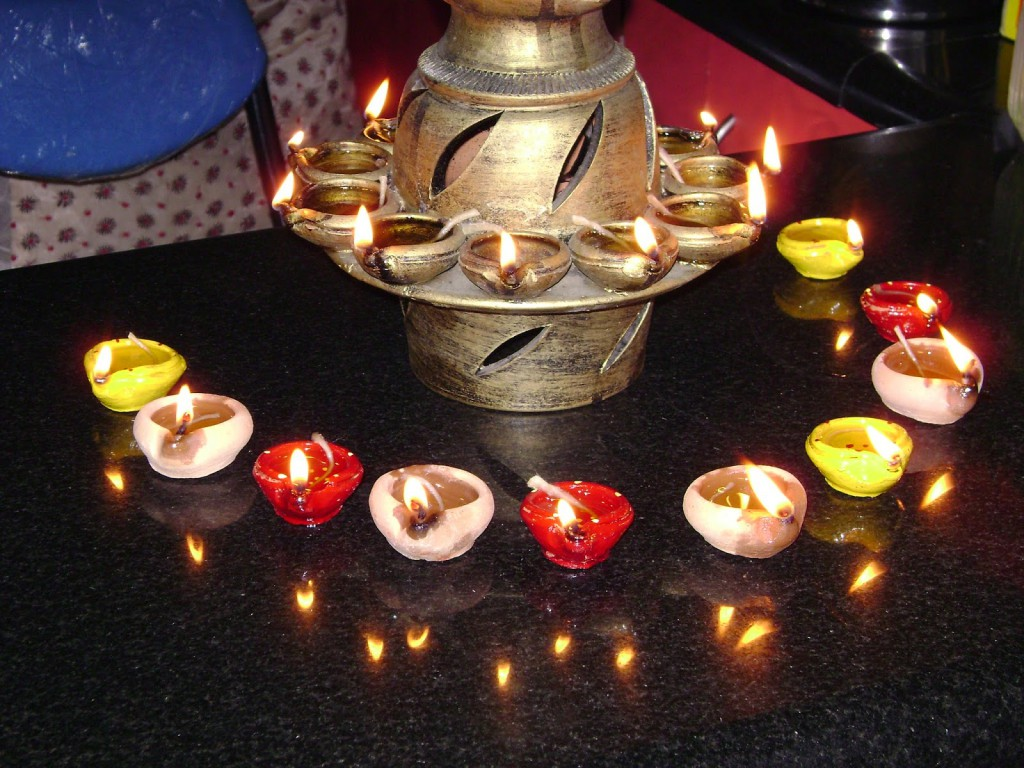 {How do you Celebrate Diwali?} Bengali traditions at the Chowdhury home, Bengaluru | The ...