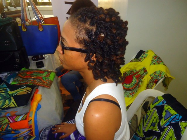 Curled Locs- Lagos natural hair meet-up, Naturals in the City 13