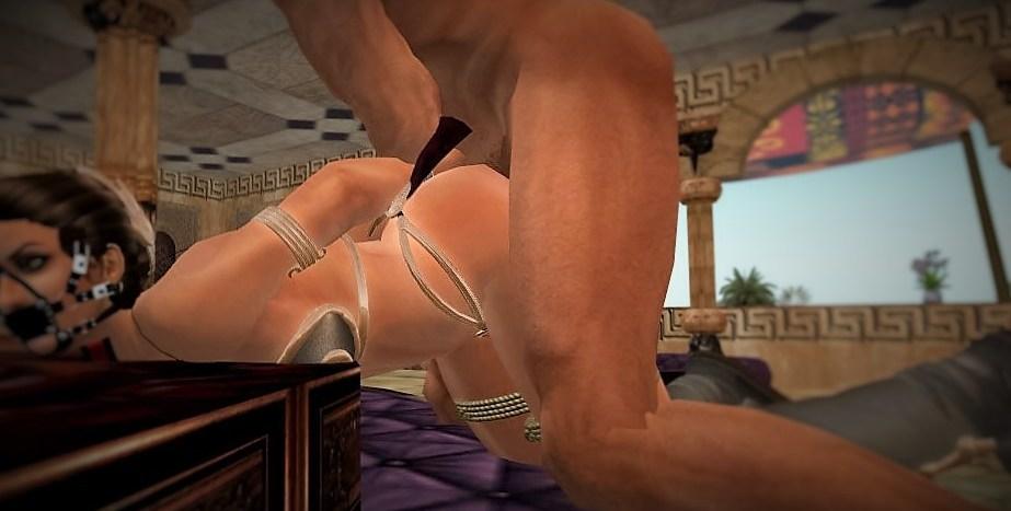 cyber sex slave