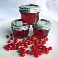 Highbush Cranberry Jelly