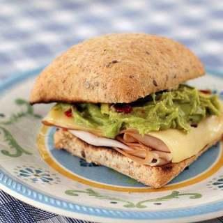 turkeyavocadosandwich