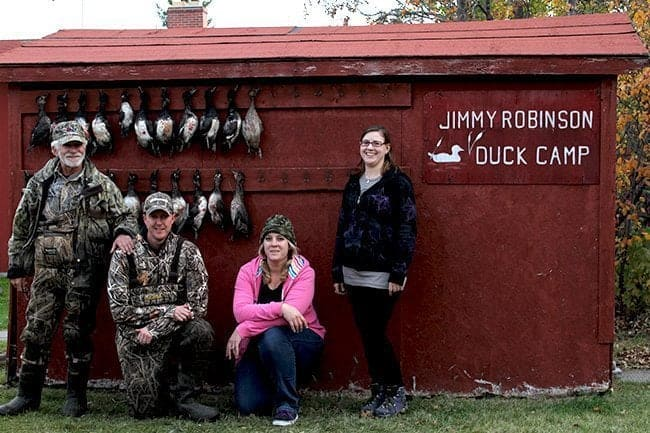 Jimmy Robinson's Duck Lodge
