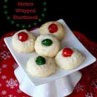 How To Make Perfect Whipped Shortbread