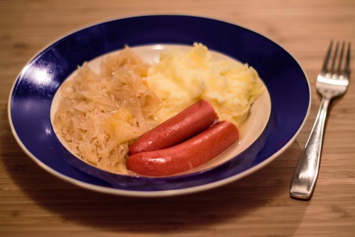 Bavarian Style Sauerkraut