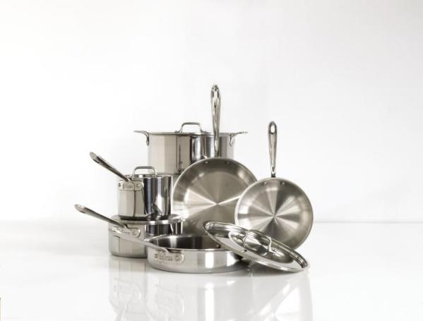 501488 - All-Clad 10pc Set