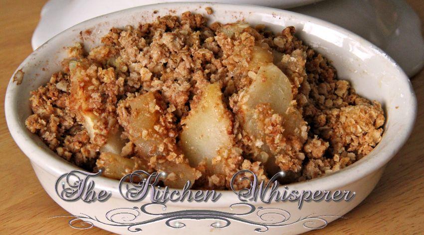 Protein Apple Crisp2
