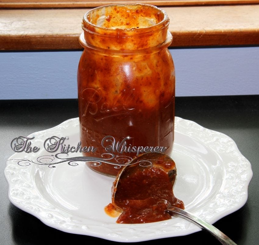 Bacon BBQ Sauce1