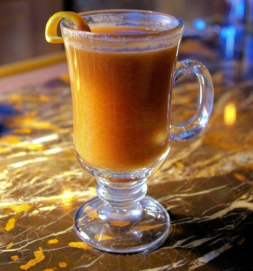 Hot Buttered Rum Recipe — Dishmaps