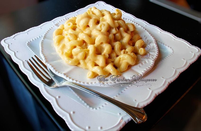Simply the best mac and cheese ever