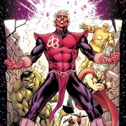 THE INFINITY ENTITY #1 Preview