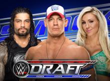 WWE Smackdown Live Draft