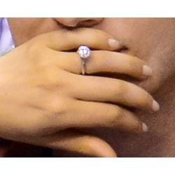 Small Crop Of Mila Kunis Engagement Ring