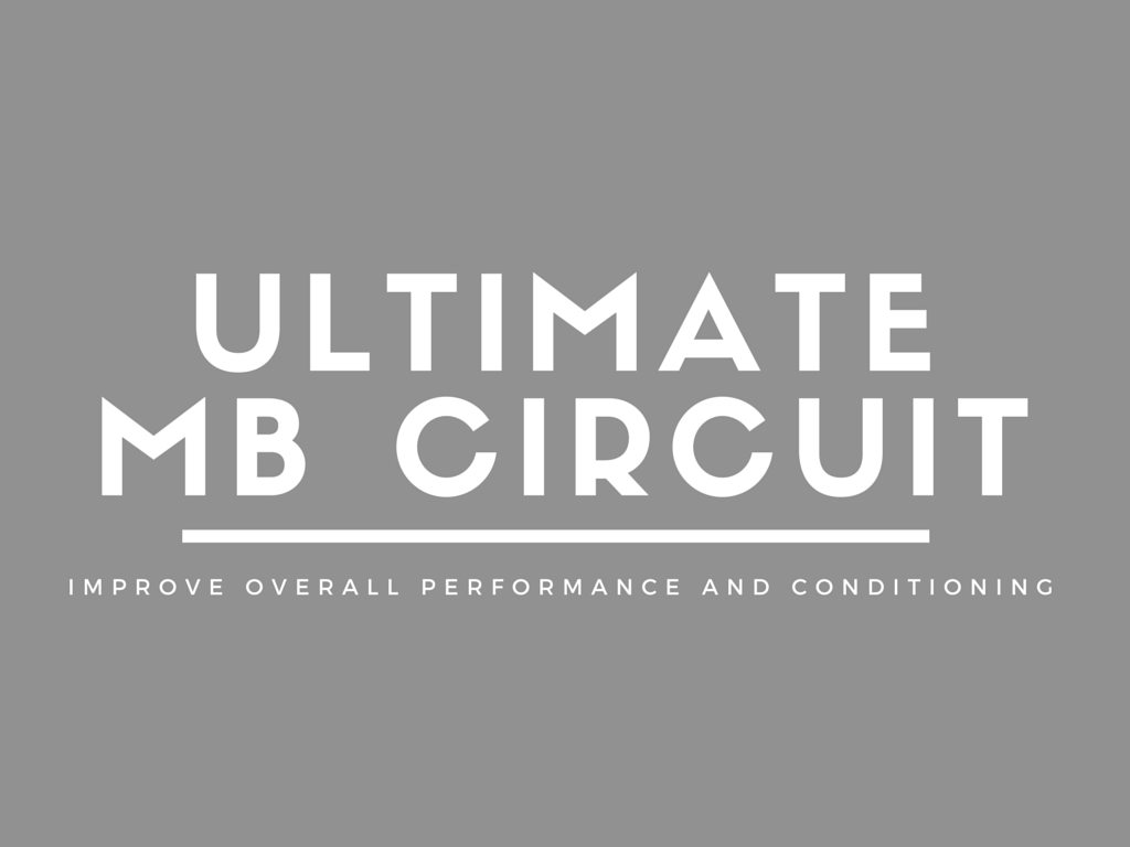 the ultimate medicine ball workout