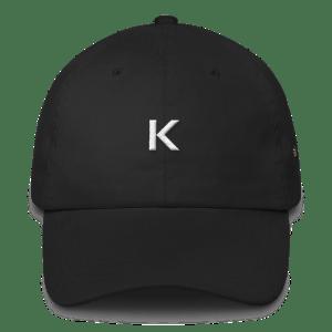 """Classic """"K"""" Cap"""