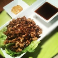 Vegetable Lettuce Wraps – Inspired from P.F Chang's