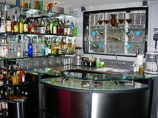 Tammy's Former Home Bar