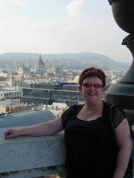 Tammy in Budapest