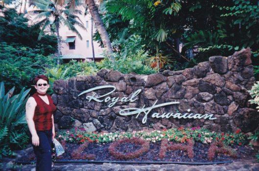 Tammy in Honolulu, Hawaii.