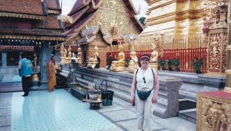 Tammy in Chiang Mai, Thailand.
