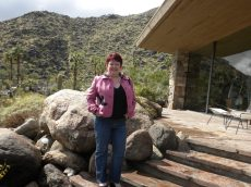 Tammy in Palm Springs