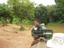Tammy in Thailand.