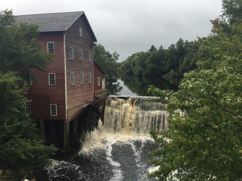 Dells Mill, Augusta