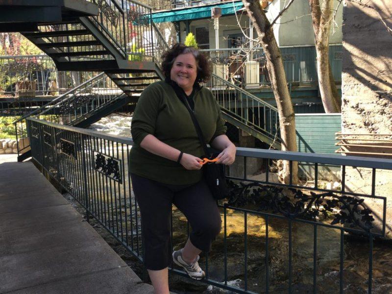 Annmarie Visits - Ashland