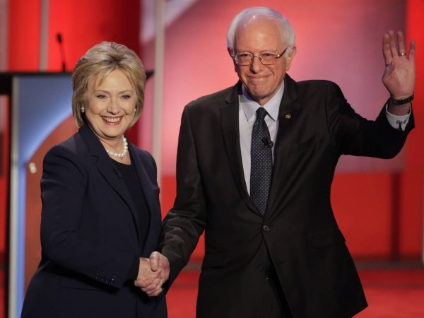 Surprised Bernie Sanders Just Said He's Voting for Hillary? You Shouldn't Be
