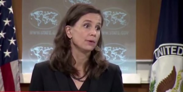 CIA Press Conference Looks Like SNL Skit As Official Refuses To Answer Questions On Stolen Arms