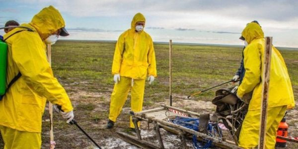 A Spiral into Malady – The Harbinger Case of Zombie Anthrax in Siberia