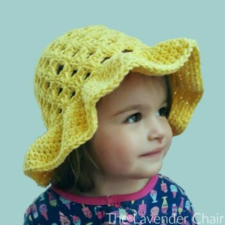 Free Crochet Pattern For Baby Floppy Hats : The Lavender Chair Originals Archives - Page 2 of 14 - The ...