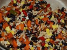 DSC 8549 250x167 Roasted Veggie Enchiladas
