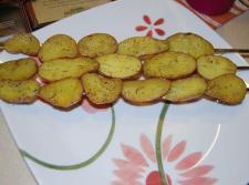 DSC 9128 250x167 Grilled Potato Kabobs