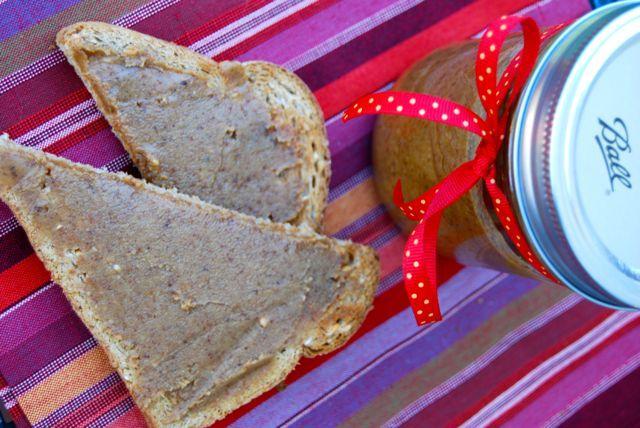 DSC 00551 Cinnamon Raisin Nut Butter