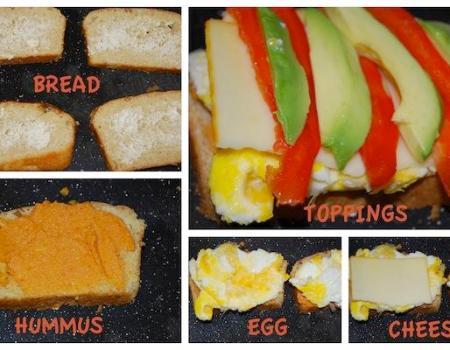 SAMMIE The Best Sandwich Ever