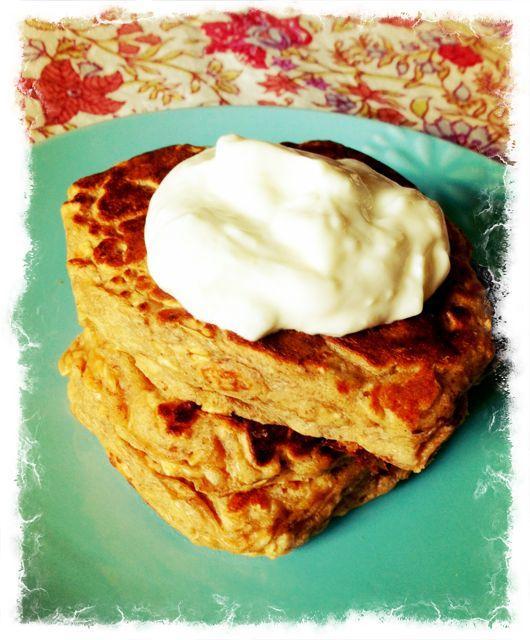 IMG 1376 Whole Wheat Oatmeal Pancakes