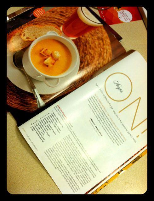 IMG 1283 Smoked Gouda & IPA Soup