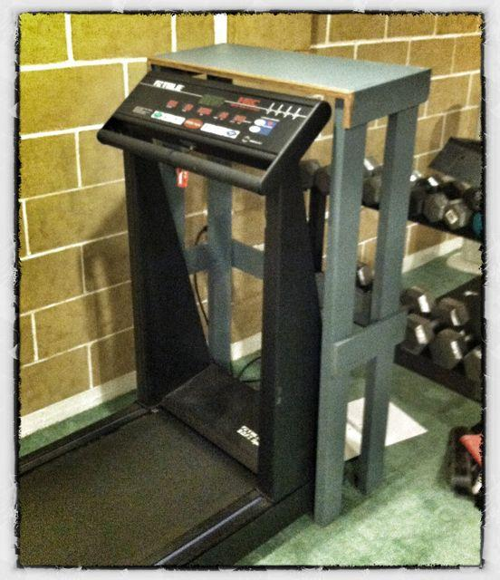 IMG 3642 Treadmill Laptop Stand