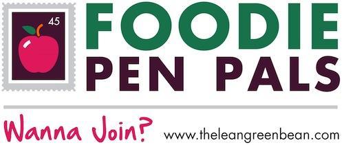 FPP post September Foodie Penpals Reveal Day