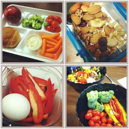 weekly eats 5 Weekend Prep For Easy Weekday Meals