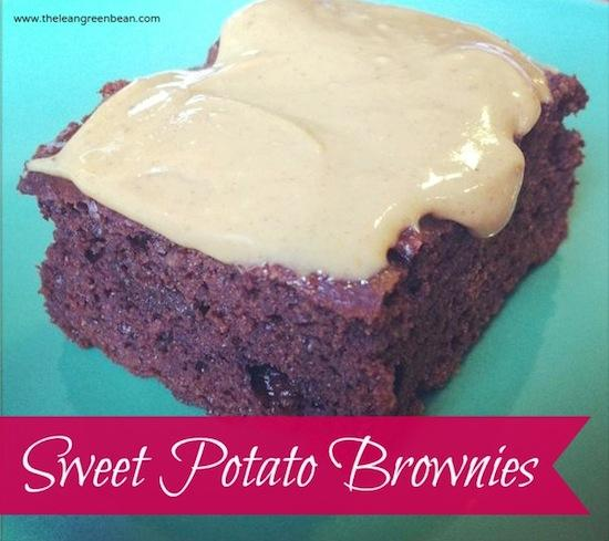 sweet potato brownies Sweet Potato Brownies